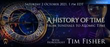 A History of Time - From Sundials to Atomic Time