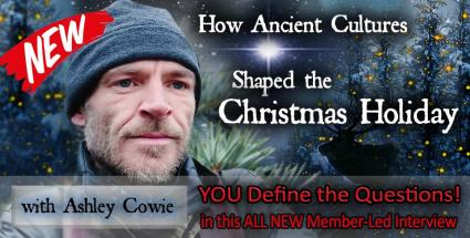 The Birth of Christmas: How Ancient Cultures Shaped Our Holiday | In-Depth Interview with Ashley Cowie