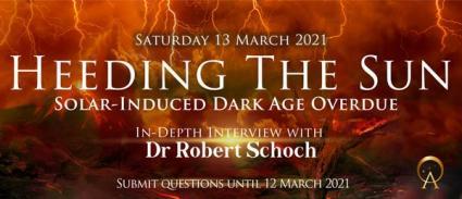 Heeding The Sun:  Solar-Induced Dark Age Overdue