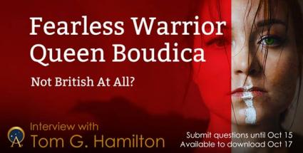 Was the Fearless Warrior Queen Boudica Not British At All?
