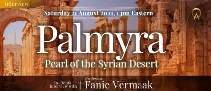 Palmyra, Pearl of the Syrian Desert