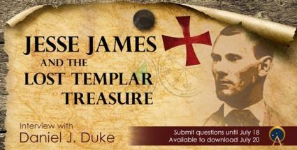 Jesse James and the Lost Templar Treasure