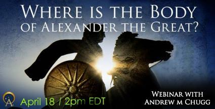 Where is the Body of Alexander the Great?