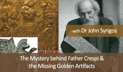 The Mystery of Father Crespi & the Missing Golden Artifacts