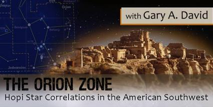 The Orion Zone: Hopi Star Correlations in the American Southwest