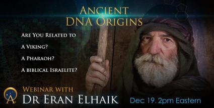 Ancient DNA Origins