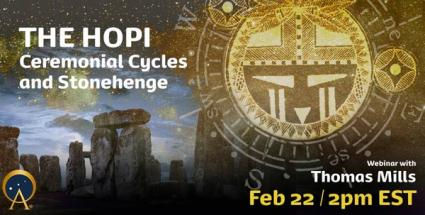 The Hopi Ceremonial Cycles and Stonehenge