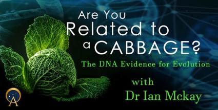 Are You Related to a Cabbage? The DNA Evidence for Evolutio