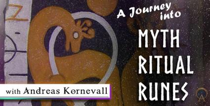 A Journey into Northern Myth, Ritual, Runes and Cosmology - Webinar