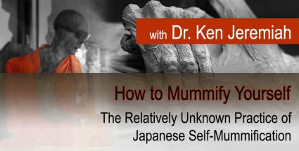 How to Mummify Yourself… The Relatively Unknown Practice of Japanese Self-Mummification