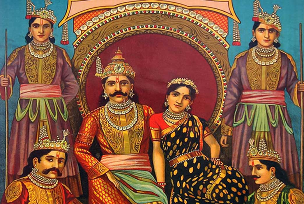 Impossible Quest to Have the 'Perfect Man'? The 5 Imperfect Brothers of the Mahabharata