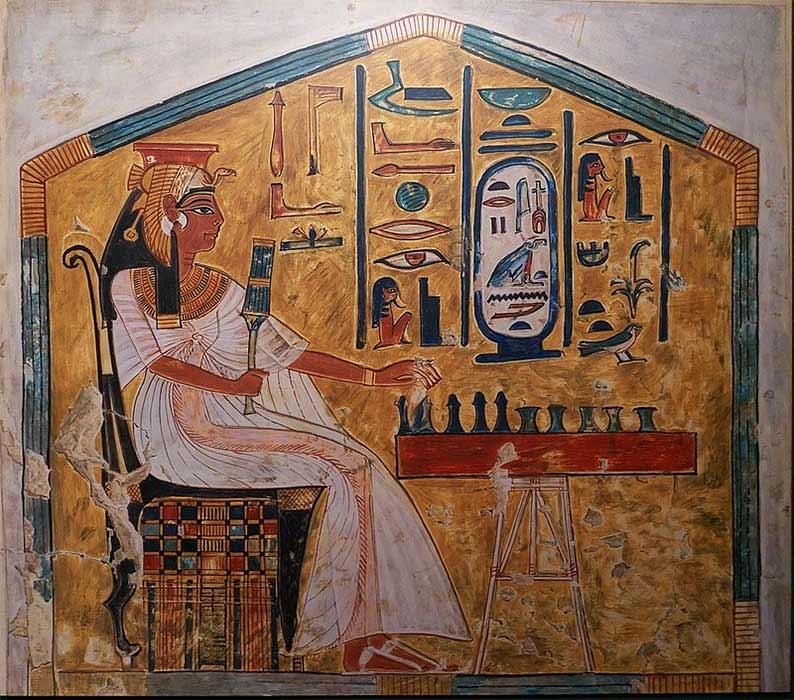 Tomb of  Nefertari (Jl FilpoC/ CC BY-SA 4.0)